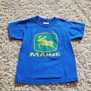 MAINE tshirt 🌲